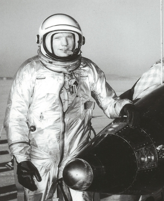 X 15 Neil Armstrong ... pioneers, all were expert research pilots, all flew the X-15